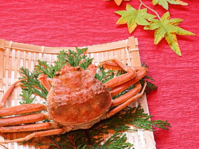 北海道の海産物!カニの種類と旬の時期をご紹介!